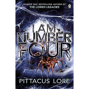 I am Number Four by Pittacus Lore - 9780141047843 Book