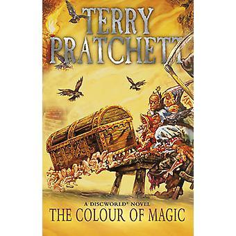 The Colour of Magic - Discworld Novel 1 by Terry Pratchett - 978055216