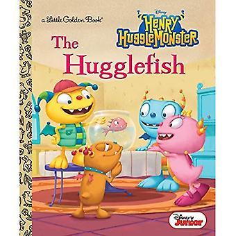 Hugglefish (Disney Junior: Henry Hugglemonster) (liten gyllene bok)