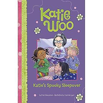 Katies uhyggelige Sleepover (Katie Woo (bibliotek))