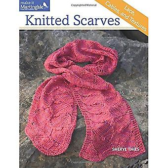 Knitted Scarves (Make It Martingale)