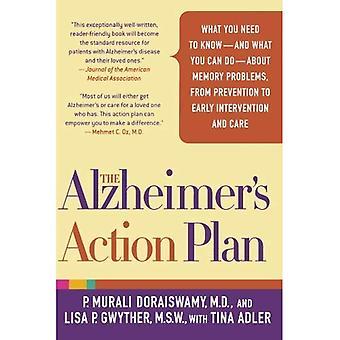 De ziekte van Alzheimer-actieplan