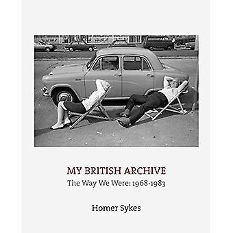 Min brittiska Arkiv: Hur vi var: 1968-1983