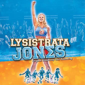 Lysistrata Jones - Cast Recording [CD] USA import