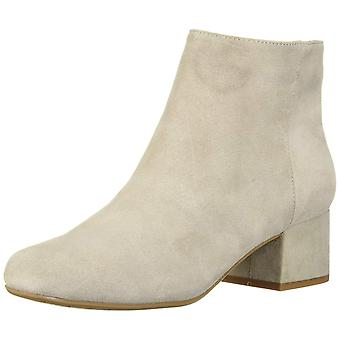 Kenneth Cole REACTION Women's Road Stop Block Heel Ankle Bootie Boot