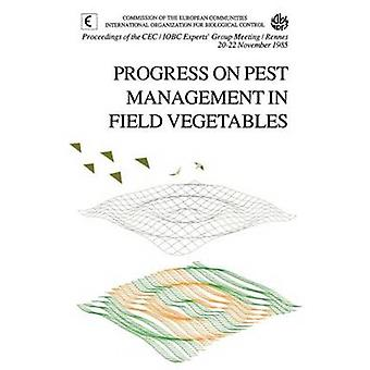 Progress on Pest Management in Field Vegetables by Cavalloro & R.