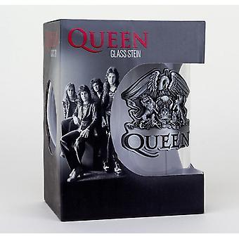 Queen Crest Stein