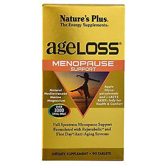 Natures Plus Ageloss Menopause Support 90 tablets