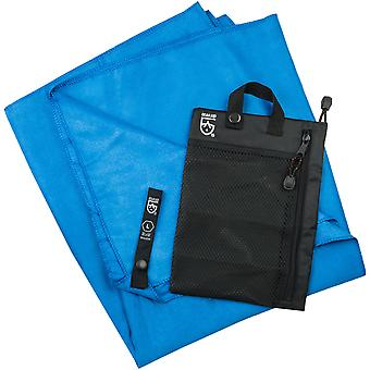 Gear Aid Quick Dry Microfiber Travel Towel - Cobalt