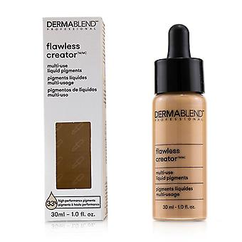 Dermablend Flawless Creator Multi Use Liquid Pigments Foundation - # 40n - 30ml/1oz