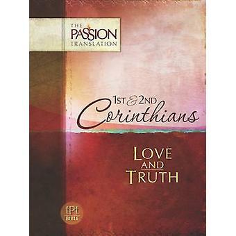 Tpt Passion Translation 1er ampli 2e Corinthians Love and Truth de Brian Simmons