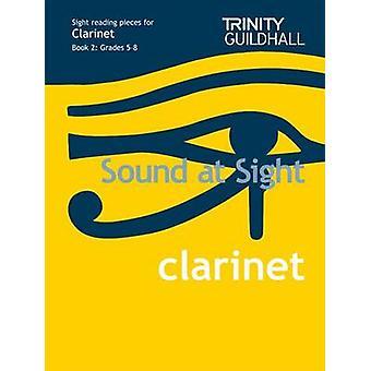 Sound at Sight Clarinet Book 2 - Grades 5-8 - Sample Sight Reading Test