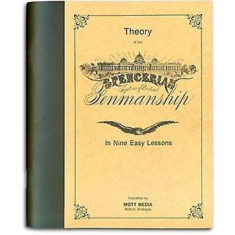 Spencerian Penmanship Theory Bk by Mott Media - 9780880620826 Book