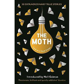 The Moth - This is a True Story (Main) by Catherine Burns - The Moth -