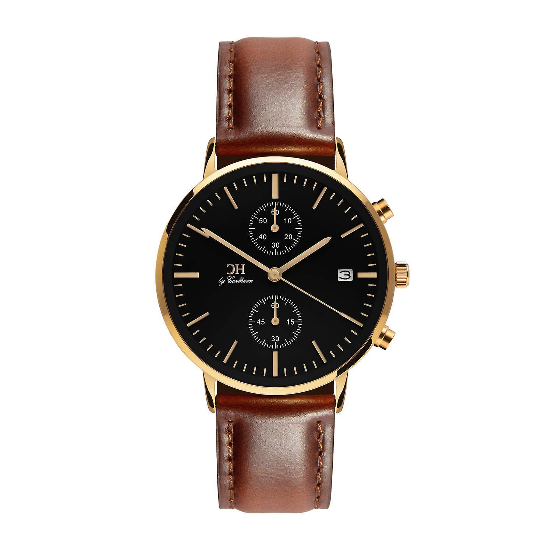 Carlheim | Armbandsur | Chronograph | Thurø | Skandinavisk design