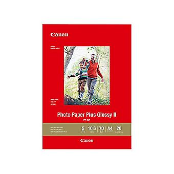 Canon Photo Plus lucido 20P