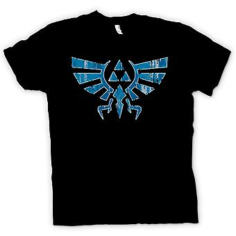 Kids T-shirt - Legend Of Zelda Inspired - Triforce - Game Inspired