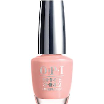 OPI Infinite Shine je Blushing weer-Infinite Shine 10 dag slijtage 15ml (ISL46)