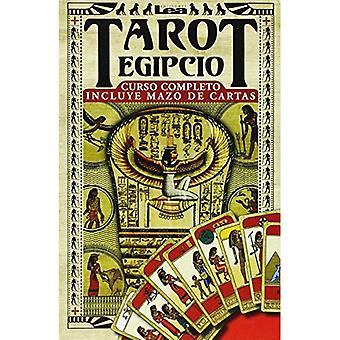 Tarot Egipcio En Caja: Curso Completo Con Mazo de Cartas