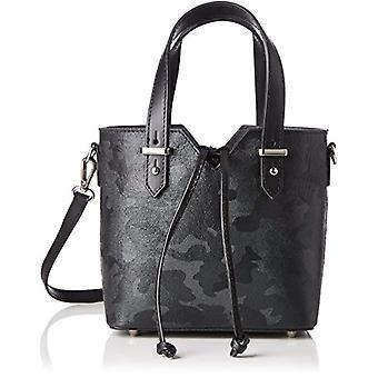 Piece Bags 8671 Black Women's handbag 24x18x10 cm (W x H x L)