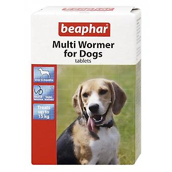 Beaphar Multi Wormer für Hunde (12 Tabletten)