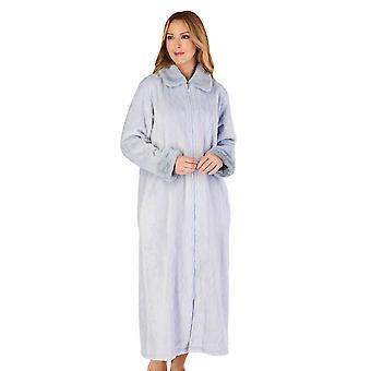 Slenderella HC4337 Women's Housecoats Dressing Gown