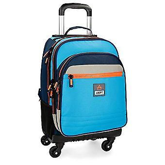 Adept Power Blue Adaptable Backpack with Trolley