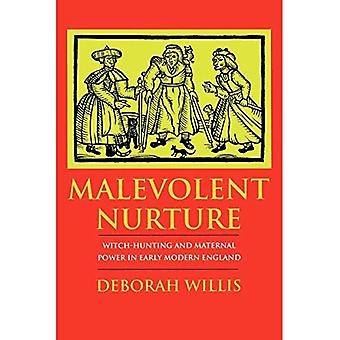 Nutrição malévola: caça às bruxas e poder materno no início da Inglaterra moderna