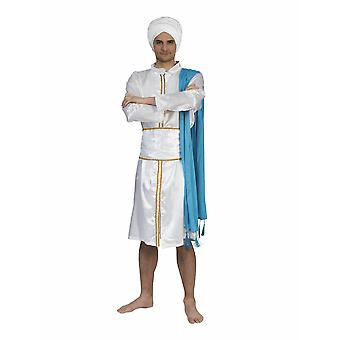 Indian Anand Men's Costume Bollywood Maharaja Men's Costume