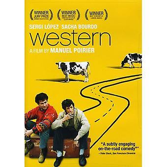 Westlichen [DVD] USA import