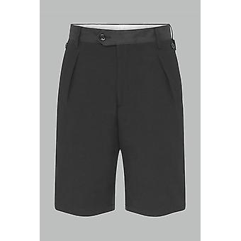 Jj emlyn thomas patch short - black/navy