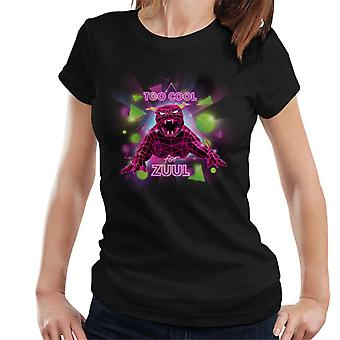 Ghostbusters Too Cool For Zuul Women's T-Shirt