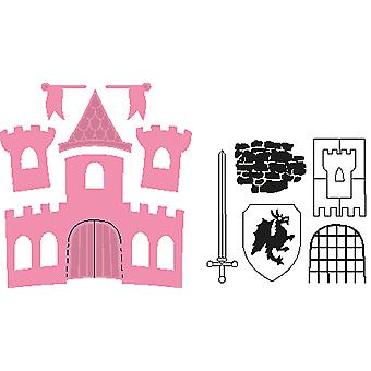Marianne Design Collectable Castle Die