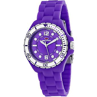 Seapro Women-apos;s Spring Purple Dial Watch - SP3216