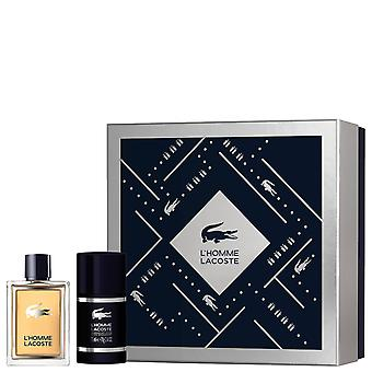 Giftset lacoste L ' Homme lacoste EDT 50ml + deostick 75ml