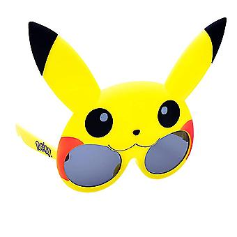 Trajes de festa - Sun-Staches - Lil ' Personagens Pokemon Pikachu SG3457