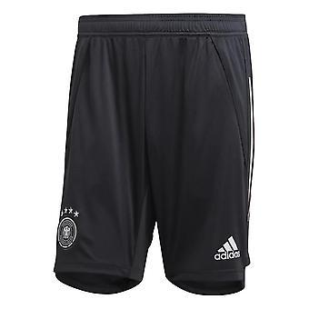 2020-2021 Germany Adidas Training Shorts (Carbon)