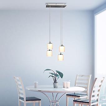 Moonlight 4 Mini hanger verlichting chroom