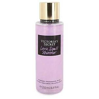 Victoria-apos;s Secret Love Spell Shimmer De Victoria-apos;s Secret Fragrance Mist Spray 8.4 Oz (femmes) V728-547465