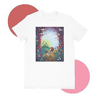 Cartoon djungel t-shirt