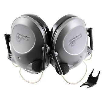 3M Peltor 6S Tactical Gehörschutz, schwarz, hinter dem Kopf, 19 NRR #97043