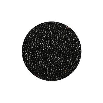 Paarse cupcakes Nonpareils-zwart-100g