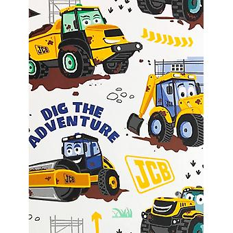 JCB Wallpaper WP4-JCB-DTA-12