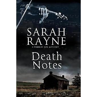 Death Notes by Rayne & Sarah