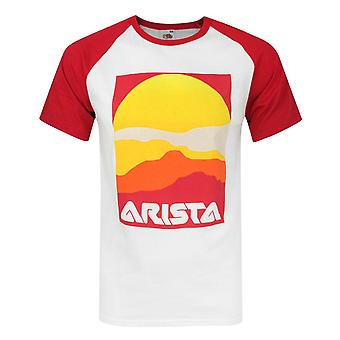 Arista Records Men's Baseball T-Shirt