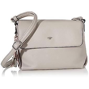 Tom Tailor Acc Lucca - Women Grey Shoulder Bags (Grau) 21.5x16x7.5 cm (W x H L)
