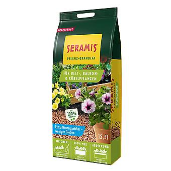 SERAMIS® plant granules for bed, balcony & Potted plants, 12.5 litres