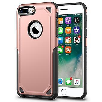 Stilfuld stødsikker skal - iPhone 8 plus