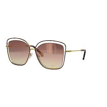 Chloe CE133S 205 Havana-Bronze/Brown Gradient Sunglasses