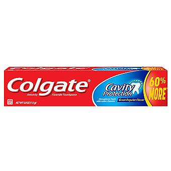 Colgate cavity protection toothpaste, 4 oz